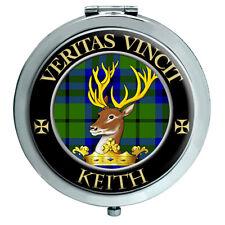 Keith Clan Scozzese Specchio Compatto