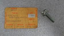 Kawasaki NOS NEW  130P0620 Flanged Bolt 6x20 KX KZ KDX KEF KLF KLT KVF 1981-2005