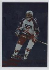 1993-94 Donruss USA World Junior Championship #USA8 Ashlin Halfnight Hockey Card