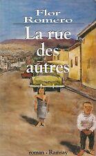 La Rue des Autres - Flor Romero - Don