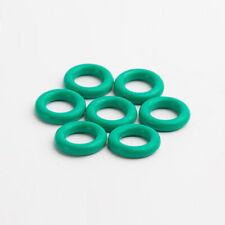 OD=87~400 Ø3.5mm Food Grade Weiß Silikon Gummi O-Ring Dichtungen Seal Washers