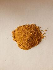 Giallo  pigmento in polvere gr. 25 per mezzi militari 1/35 sporcature ecc.-Krea