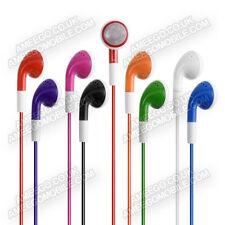 Handsfree Earphones with Mic & Volumn Control for iPhones & Smart Phones UK SELL