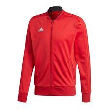 Adidas Condivo 18 Chaqueta De Poliéster Negro Rojo