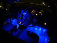 Vauxhall Corsa VXR Turbo C / D Irmscher SXI Twin Port Footwell LED Lighting Kits