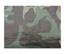 Camo Tarp New Army Camouflage Woodland Camo Tarpaulins / Groundsheets ~ New