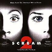 1 of 1 - Soundtrack - Scream 2 (Original , 1998)