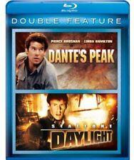 BLU-RAY Dante's Peak / Daylight Double Feature (Blu-Ray) NEW