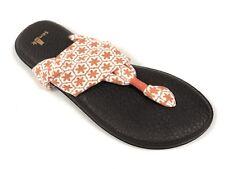 Sanuk Women's Yoga Sling 2 Prints MELON TILE SWS10535 Casual Flip Flop Sandals