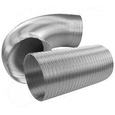 Flexrohr Alu-Flex-Rohr Alurohr Flexschlauch Schlauch Aluflexrohr Viele Größen