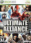Marvel: Ultimate Alliance  (Xbox 360, 2006)