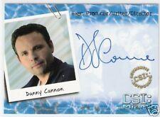 CSI MIAMI - WRITER-DIRECTOR - DANNY CANNON AUTO #MI-A9