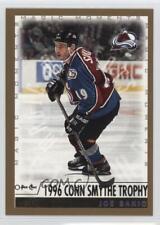 1999-00 O-Pee-Chee #285.4 Joe Sakic (1996 Conn Smythe Trophy) Colorado Avalanche