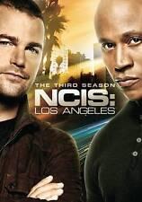 NCIS: Los Angeles - Complete Third 3rd Season Three (DVD, 2012, 6-Disc Set)