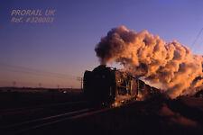 PHOTO South African Railways SAR 16E 4-6-2s Kimberley-De Aar Route N.Cape 328003