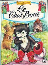 Le chat Botté * Charles PERRAULT contes merveilleux Traditionnel enfants DNL