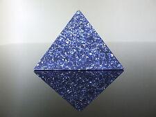 Large 12x9cm Orgone Protector Pyramid 5xDT Quartz Tourmaline