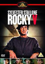 Rocky V Dvd Sylvester Stallone Brand New & Factory Sealed