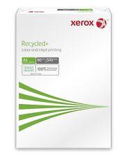 Xerox Recycled 80GSM A4 Laser Copieur Papier 500 1000 2500 5000 10000 feuilles +24 H