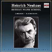 Russian Piano School: Heinrich Neuhaus - Brahms, Schumann