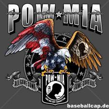 T-shirt #242 pow mia, military