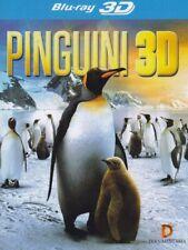 Film - Pinguini 3d (blu-ray 3d) - Dvd (blu-ray)