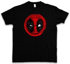 MUTANT MASK II T-SHIRT – Vigilante Skull Logo Symbol Sign Deadpool Superhero