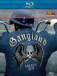 Gangland: Season Six (Blu-ray Disc, 2010, 3-Disc Set) from Atlanta, San Diego, .