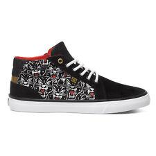 Scarpe DC Shoes Wo's Council Mid Black Print
