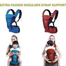 e412dc57bd14 Nouveau luxe box pack fort respirant réglable infant baby carrier sac à dos