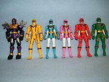 POWER RANGERS MYSTIC FORCE Rangers e Megazord PLUS Visioni