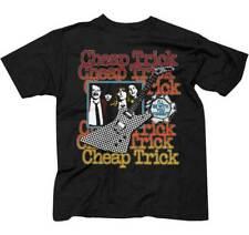 CHEAP TRICK - I'll Be With You - T SHIRT S-M-L-XL-2XL Brand New Official T Shirt
