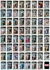 STAR WARS - John Tyler Christopher Action Figure Variants - NM - Marvel Comics