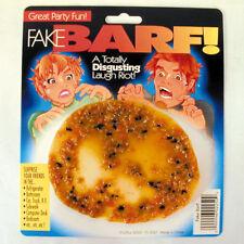 2 LG FAKE BARF vomit puke up-chuck joke gag trick NV425