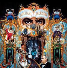 Michael JACKSON-dangereux pochettes Toile Mur Art Poster Print CD icône DVD