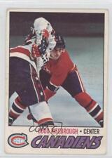 1977-78 O-Pee-Chee #189 Doug Risebrough Montreal Canadiens Hockey Card