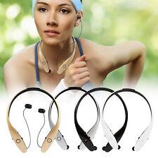 Universal Bluetooth Wireless Headset Stereo Headphone Earphone Sport Hands Free