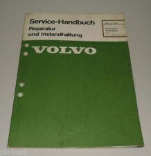 Werkstatthandbuch Elektrik / Schaltpläne Volvo 260 Baujahr 1975 / 1976 / 1977