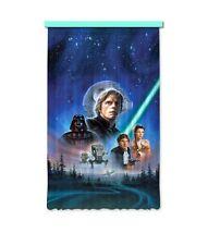 """""""Star Wars"""" Kinder Foto Vorhang Gardine 140x245cm"""