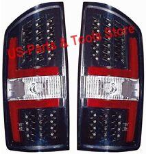 Dodge Ram  LED Rückleuchten 2002 - 2006 PAAR! schwarz klar 02 05 06 2005 2003 03