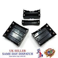 18650 Li-Po Battery Plastic Holder 3.7V PCB Mount Case 3.6V Box