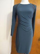 Ralph Lauren women's dark green evening gathered NWT dress size 6P 8P 14