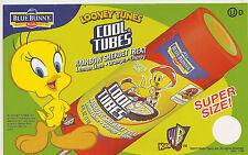 Looney Tunes, (Tweety Bird) Cool Tubes Treat, Ice Cream Truck Decal/Sticker