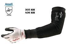 """ANSELL Armschützer """"HyFlex 11-251"""" Länge 305mm od. 406mm EN 388 Kategorie II"""