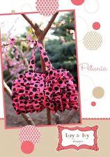Petunia handbag, Izzy & Ivy designs, Schnittmuster USA