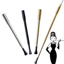 Tobacco Holder Women's Long Set Retractable Vintage Cigarette Holder Smoke Pipe