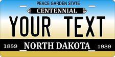 North Dakota 1987-1992 Personalized Custom License Plate Car Motorcycle Bike