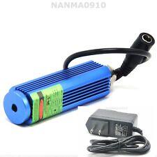 Focusable 515nm 520nm 50mw/100mw Dot Green Laser Diode Module 5V/12V w Driver