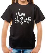 Viva El Barto - Kids T-Shirt - Simpsons - Bart - Fan - Merch - Merchandise -Gift
