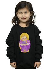 Disney Niñas Tangled Rapunzel Matryoska Camisa De Entrenamiento